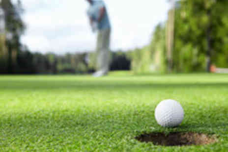 Walhampton Golf Course - 18 Hole Round of Golf with 50 Practice Balls and a Hot Drink - Save 49%