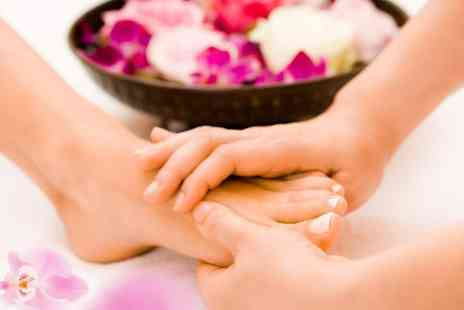 The Reflexology Space - 75 minute reflexology session - Save 68%