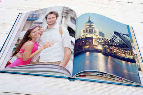 myphotobook - 36 Page Hardcover Classic Photo Book - Save 60%