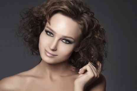 Glamor Hair and Beauty - Cut or Restyle - Save 68%