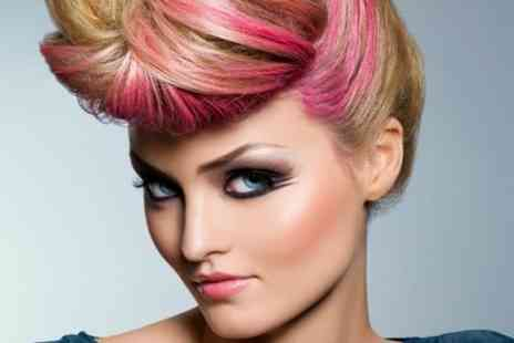 Pinkk Hair Design - Cut and Restyle - Save 66%
