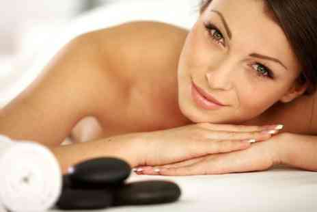 Cruz Hair and Beauty - Facial or Hot Stone Massage - Save 50%