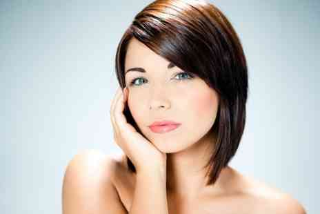 Crystal Hair & Beauty - Brazilian Keratin Treatment With Wash and Cut - Save 71%