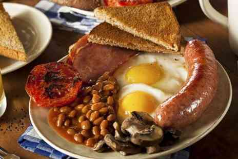 Ohana beach cafe - Full English Breakfast For Two - Save 50%