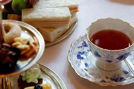 Wicked Lounge - Afternoon Tea For Two - Save 50%
