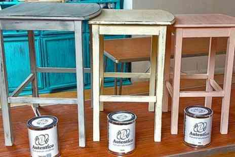 DIY Shabby Chic - Furniture Painting Workshop - Save 72%