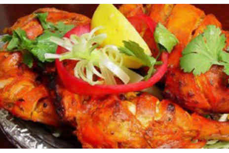 Heera Indian Restaurant - Indian buffet for two - Save 54%