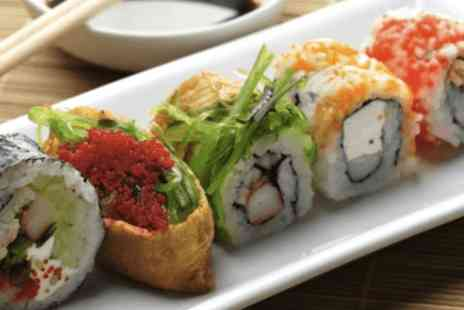 Sushi Cafe - All you can eat sushi for Two - Save 52%