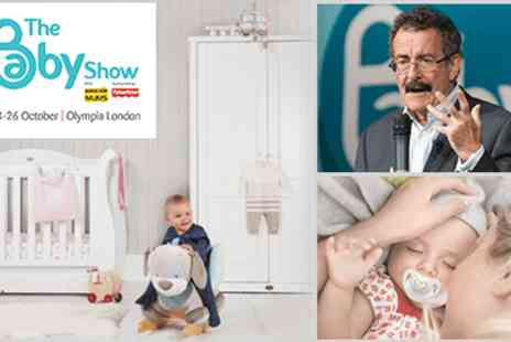 Clarion Events -  Unlimited Entry Ticket to The Baby Show  - Save 50%