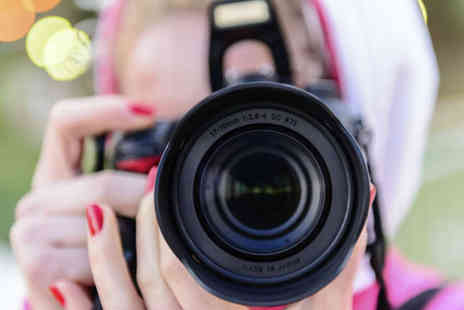 EyeMedia Studios - Four Hour DSLR Photography Workshop - Save 81%