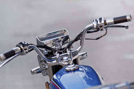 Wheels MCT - Motorcycle Compulsory Basic Training Course - Save 32%