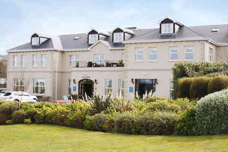 Ballyliffin Lodge - Two Nights in Donegal with Optional Spa Treatment - Save 32%