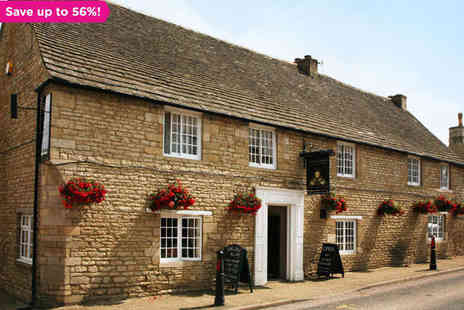 The Queens Head Inn - Award Winning Food in the Picturesque Village of Nassington - Save 56%
