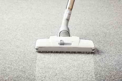 Walkers Clean - Carpet Cleaning For Three Rooms - Save 52%