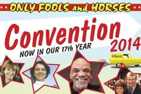 Only Fools and Horses Convention - Entry to Only Fools and Horses Convention With Mug - Save 50%