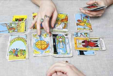 Supernatural Events - Tarot or Angel Card Reading - Save 40%