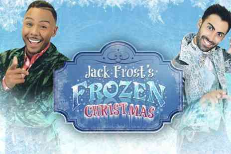 Worthing Symphony Orchestra - Ticket to Jack Frosts Frozen Christmas With Marcus Collins and CBeebies Richard David Caine  - Save 40%
