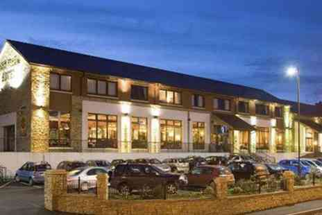 Mount Errigal Hotel - Two Night Stay For Two - Save 38%
