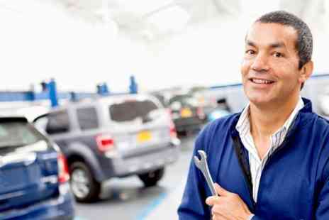 AA Tyre and MOT - MOT Test  - Save 60%