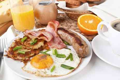 cafe neptune - Full English Breakfast With Tea or Coffee  - Save 45%
