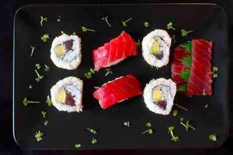 Pop Art Sushi - £20 Spend for Pop Art Sushi  - Save 50%