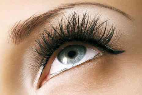 Eden Beauty - Full Set of Eyelash Extensions - Save 52%