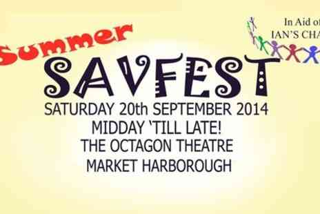 Summer SavFest - Tickets to Summer Savfest Featuring Dan Reed For Two  - Save 50%