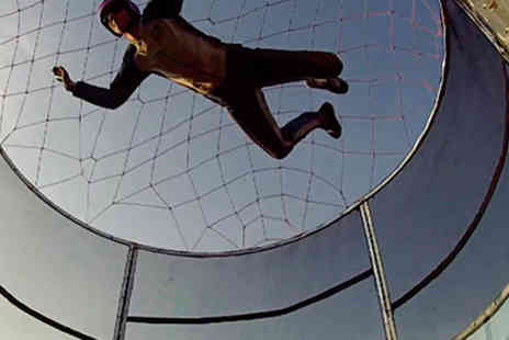 Dedalus Skydiving  - Two Terminal Velocity Wind Tunnel Flights - Save 25%