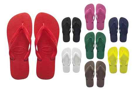 Suga Rush Love - Havaianas in a range of sizes and colours - Save 53%