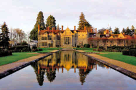 Rhinefield House Hotel - Grand New Forest Escape for Two - Save 43%