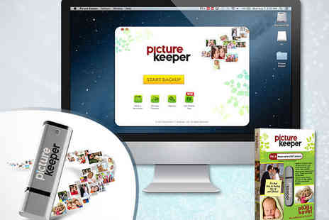 Picture Keeper - Picture Keeper Photo Back Up Device 4000 Photo Capacity - Save 52%