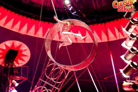 Continental Circus Berlin - Ticket to Continental Circus Berlin - Save 54%