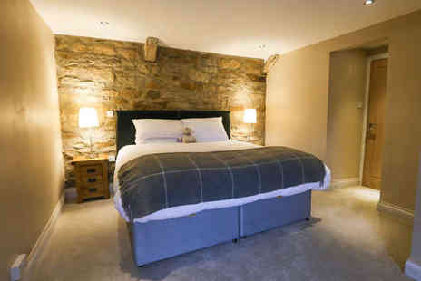 The Cheviot Hotel - One Night Northumberland Hotel Stay for Two with Breakfast - Save 48%
