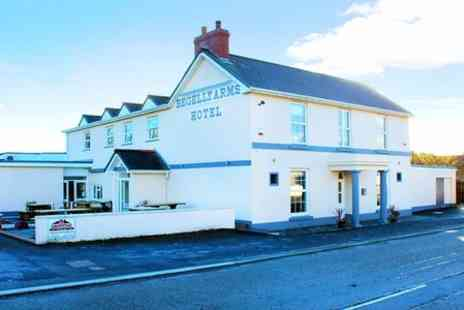 The Begelly Arms - One Night stay For two With Bubbly - Save 43%
