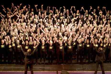 Rock Choir - Two Taster Sessions For One - Save 50%