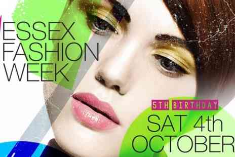 Essex Fashion Week - Day Tickets or After Party Tickets to Essex Fashion Week - Save 50%