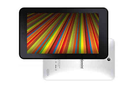 Box - Gemini D7 4GB Dual Core Tablet - Save 73%
