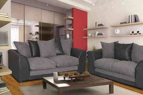 Maymun - Three Seater Sofa Suite - Save 54%