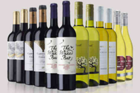 Laithwaites Wine - Case of 12 Red, White or Mixed Wines - Save 51%