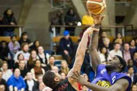 London Lions Basketball Club - Premium Ticket to London Lions Basketball Games - Save 35%