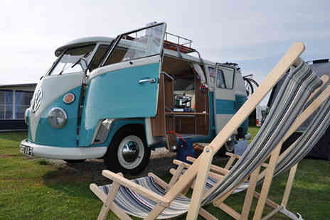 Nostalgic Campers - Midweek or long weekend VW campervan hire for up to four  - Save 62%