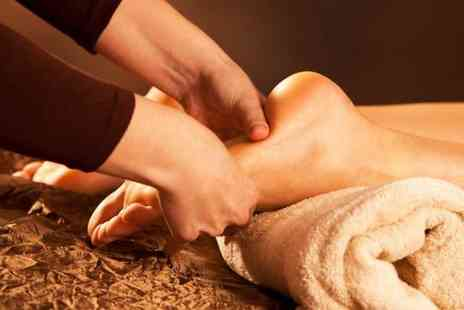 Edinburgh Love Your Life Therapies - One hour reflexology session  - Save 66%