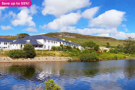Gweedore Court Hotel - Discover the Mountains, Glens, and Lakes of Rugged Donegal - Save 55%