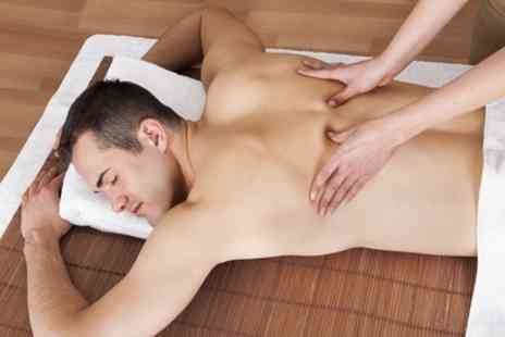 Clouds Beauty and Male Grooming - Choice of Massage - Save 60%