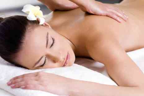 Beauty at Number 3 - Massage and Facial - Save 81%