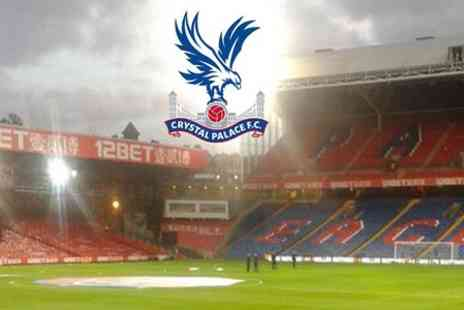 Crystal Palace Tours - FC Stadium Tour For - Save 20%