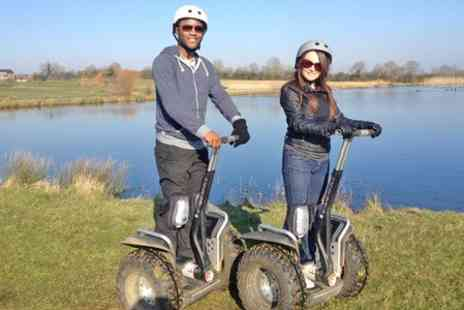 Experience The Country - Segway Experience For Two - Save 56%