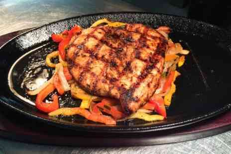 Huntleys - Choice of Sizzling Platter With Soup For Two - Save 53%