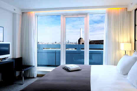 Pestana Chelsea Bridge Hotel - One night Bed & Breakfast in London - Save 44%