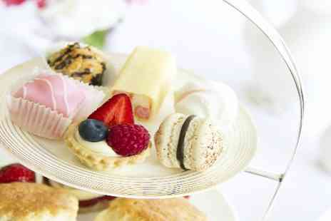 Sawrey House Hotel - Prosecco afternoon tea for two - Save 53%